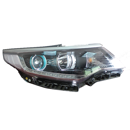 Kia optima D4 XXX right and left side lights_2