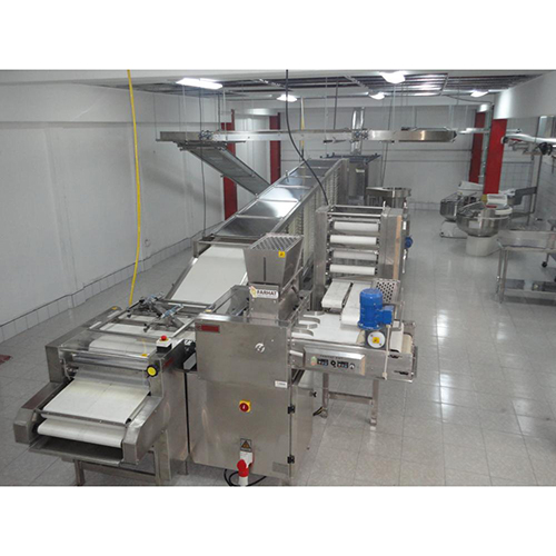 Farhat bakery equipment automatic flatbread sheeter