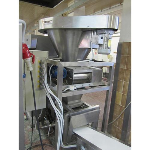 Farhat bakery equipment dough extruder
