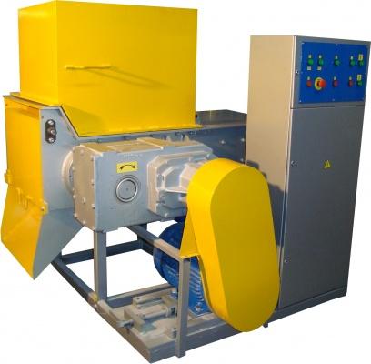 Dw-400 shredding equipment