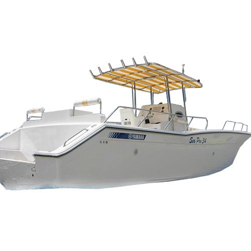 Yamaha sea pro 34 commercial line