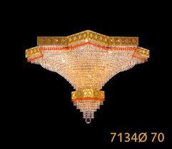 Euro light j 8124-6 chrome chandelier