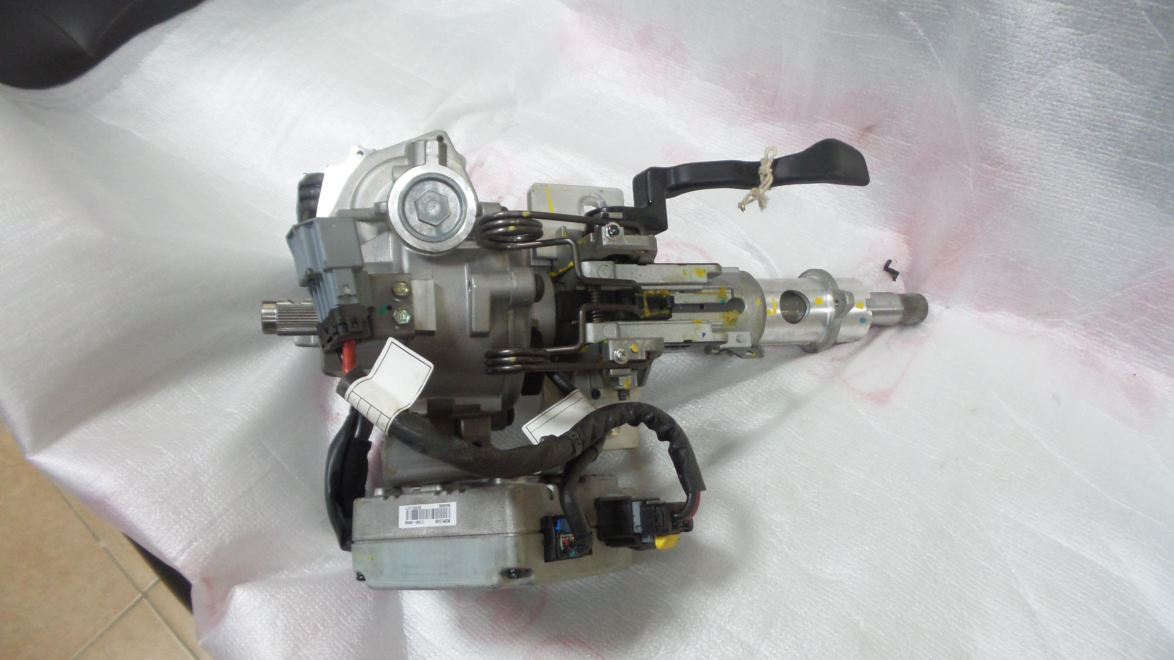 Hyundai sonata steering motor assembly