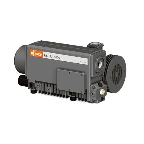 Busch r5 ra 0025/0040 f oil-lubricated rotary vane vacuum pumps