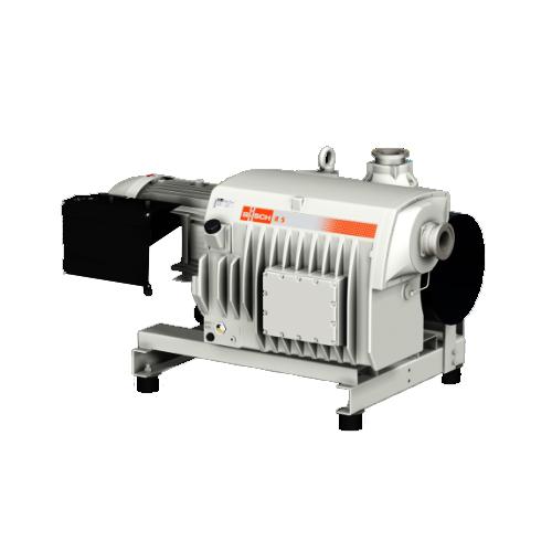 Busch r 5 ra 0750 a oil-lubricated rotary vane vacuum pumps