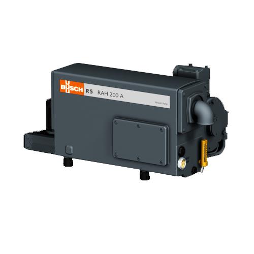 Busch r 5 rah 200/300 a oil-lubricated rotary vane vacuum pumps