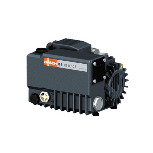 Busch r5 kb 0010/0016 e oil-lubricated rotary vane vacuum pumps