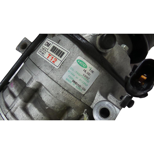 Hyundai Santa fe Compressor_2