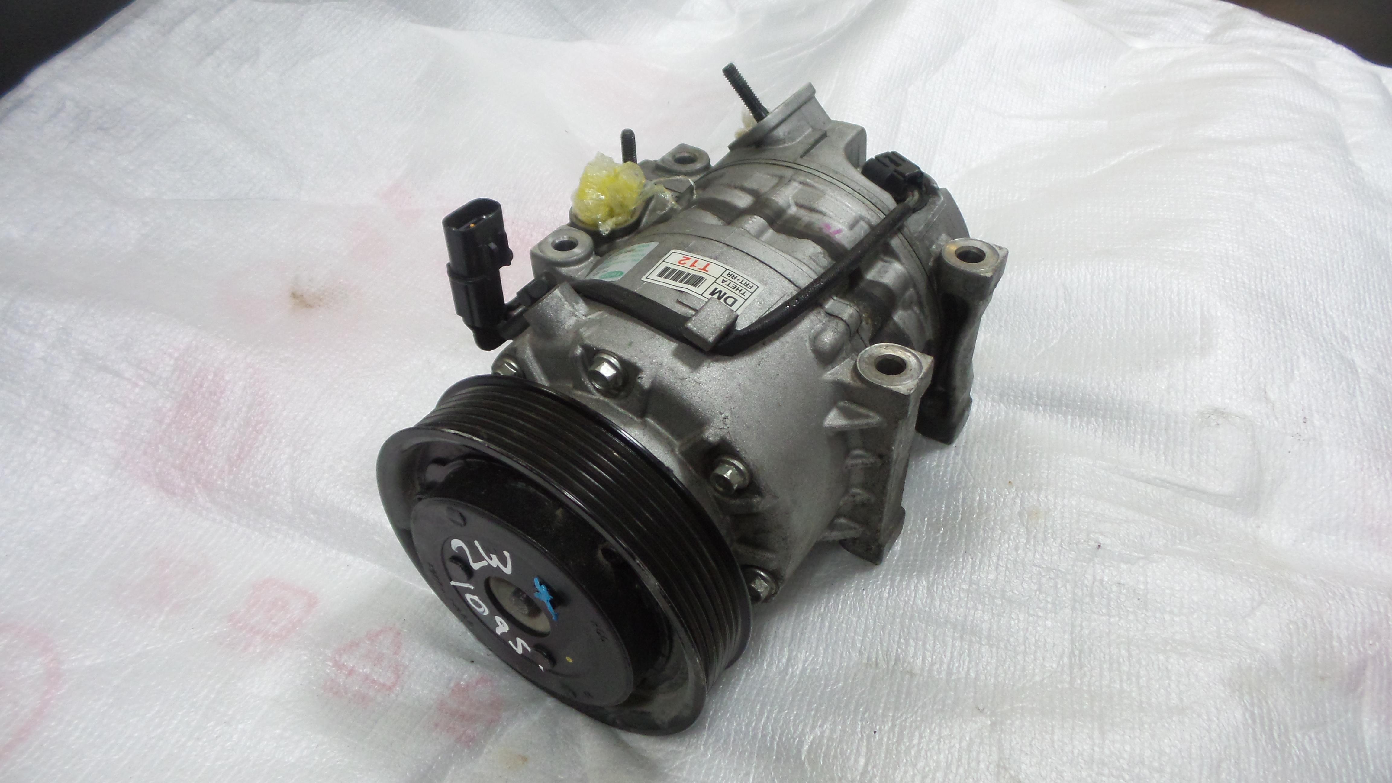 Hyundai Santa fe Compressor_5