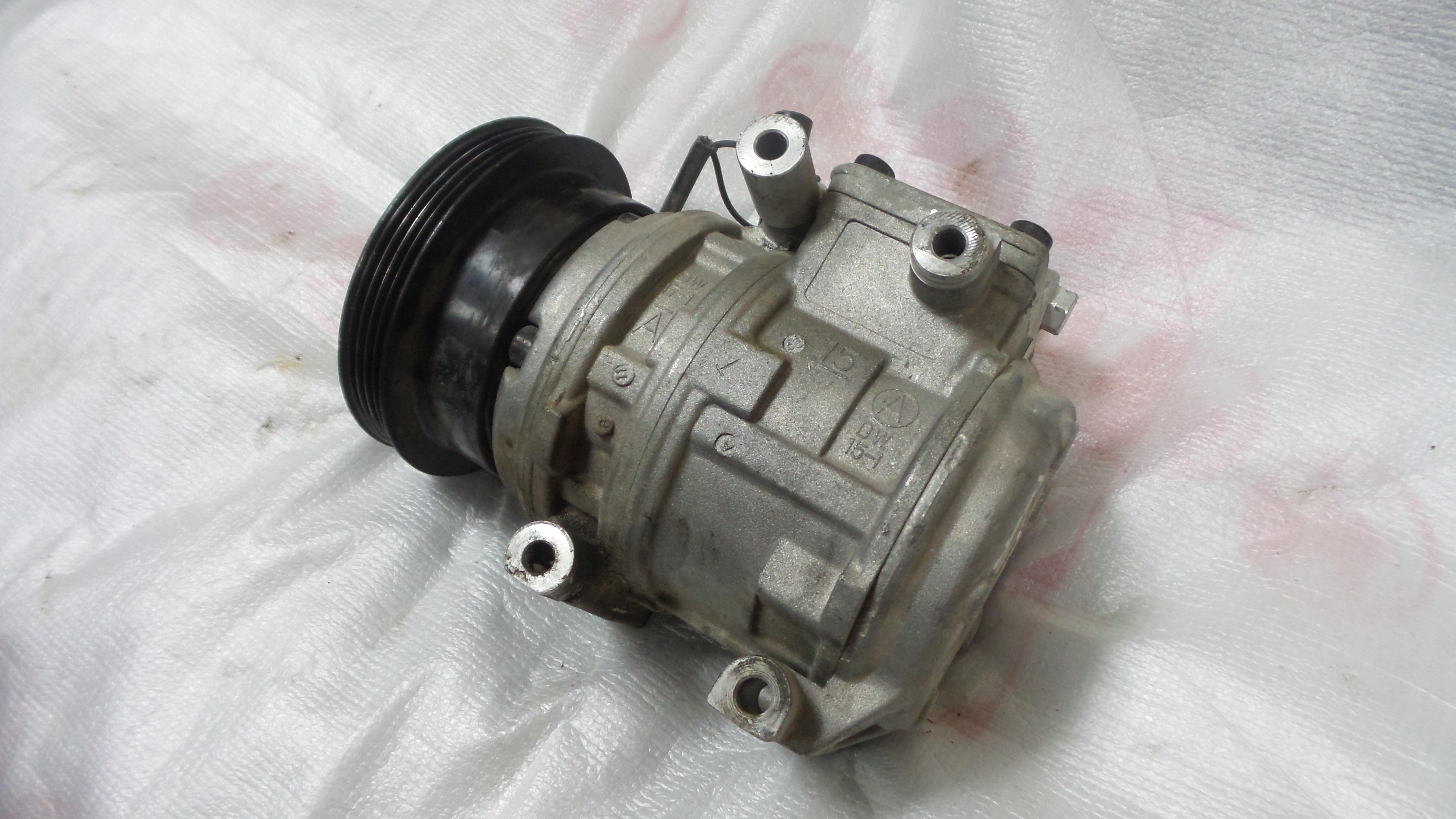 Kia Mohave Compressor_4