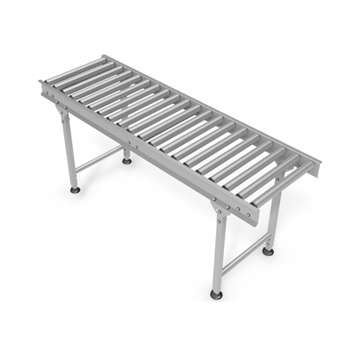 Spare parts revr power-free conveyor with rollers