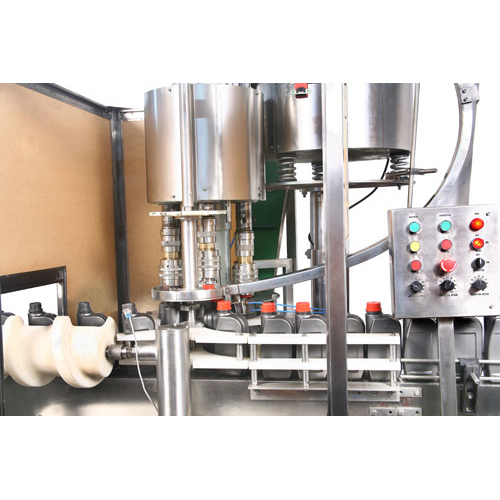Packworld fzc automatic multi head capping machines