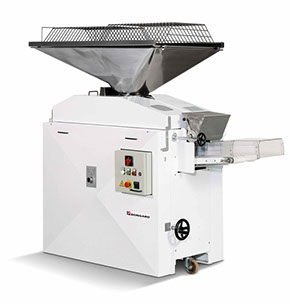Everbake capway bongard bakery machines dvm automatic with automatic weighing room