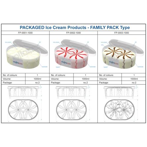 Ice cream equipment family pack
