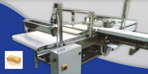 Samtec fr600 finger roller machine