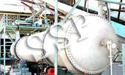Steam tube dryer industrial dryer