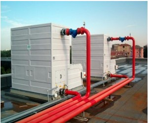 ICE CREAM EQUIPMENT OPEN CIRCUIT-MCT WATER COOLING TOWER_2