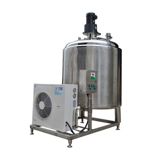 ICE CREAM EQUIPMENT STAINLESS STEEL TANK FOR ICE CREAM INDUSTRY_2