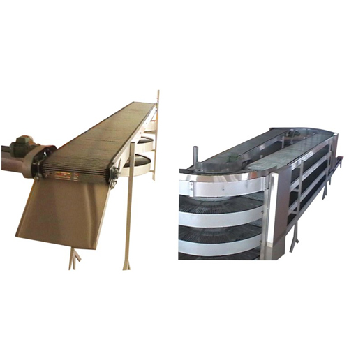 Liban four cooling conveyor for tortilla, indian, turkish bread
