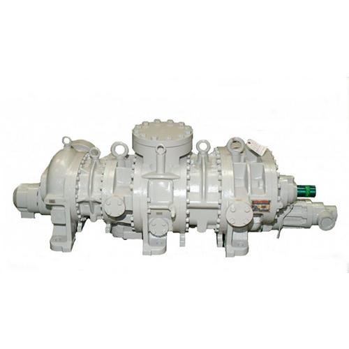 Mayekawa compound stage compressor