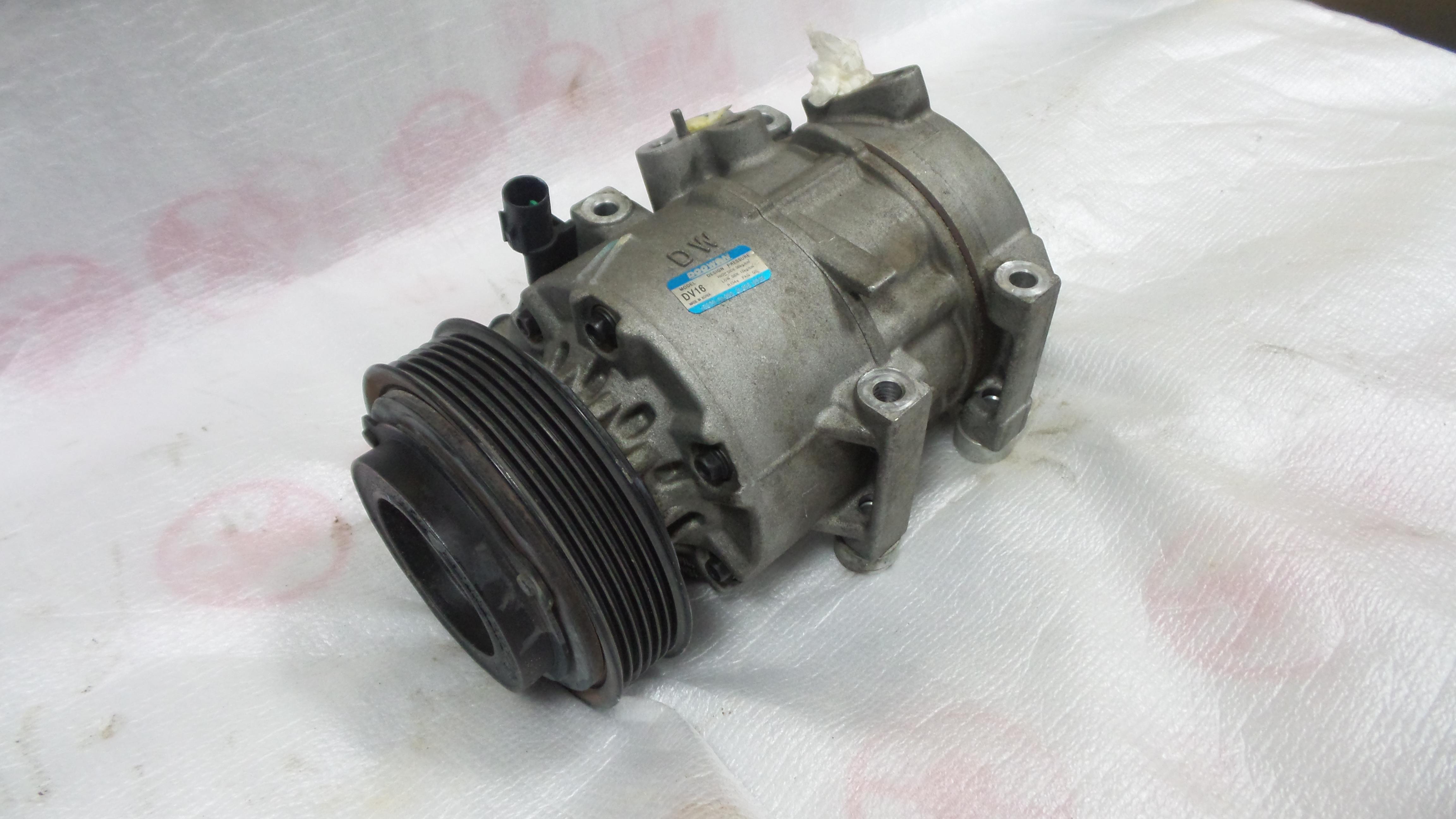 Kia Sportage Compressor_3
