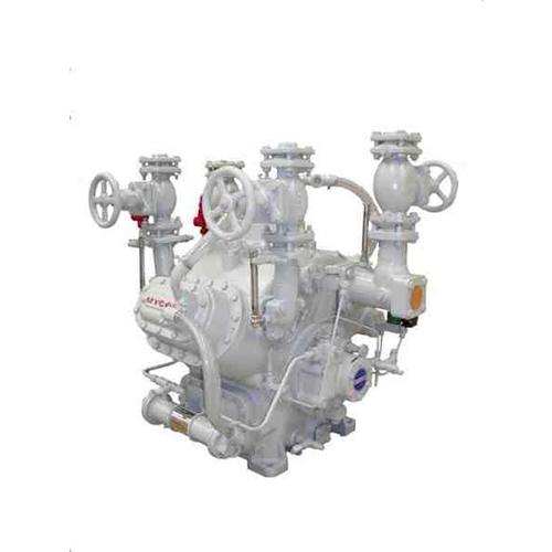 Mayekawa 42wa compound piston compressor