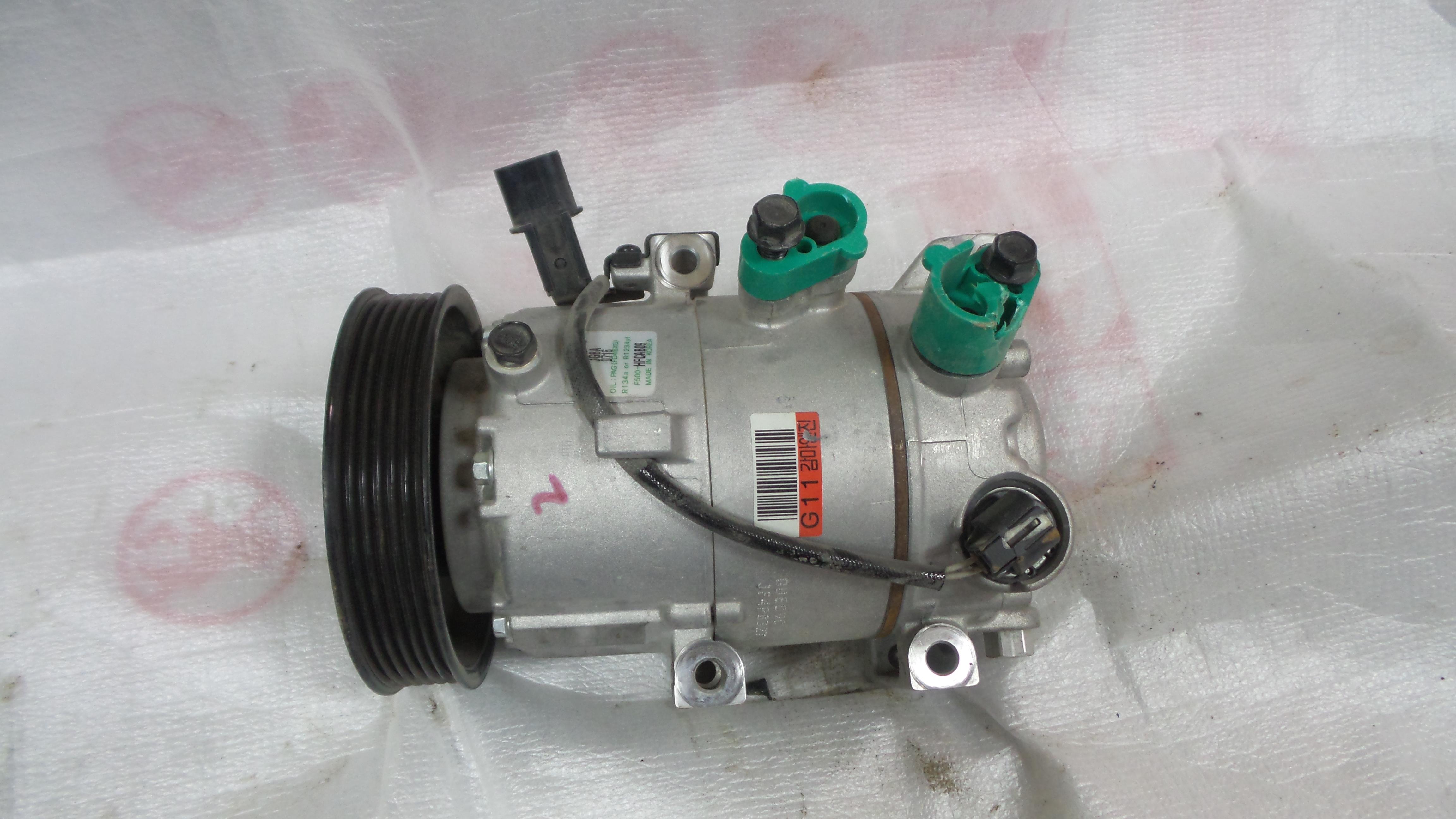 Hyundai Elentra Compressor_3