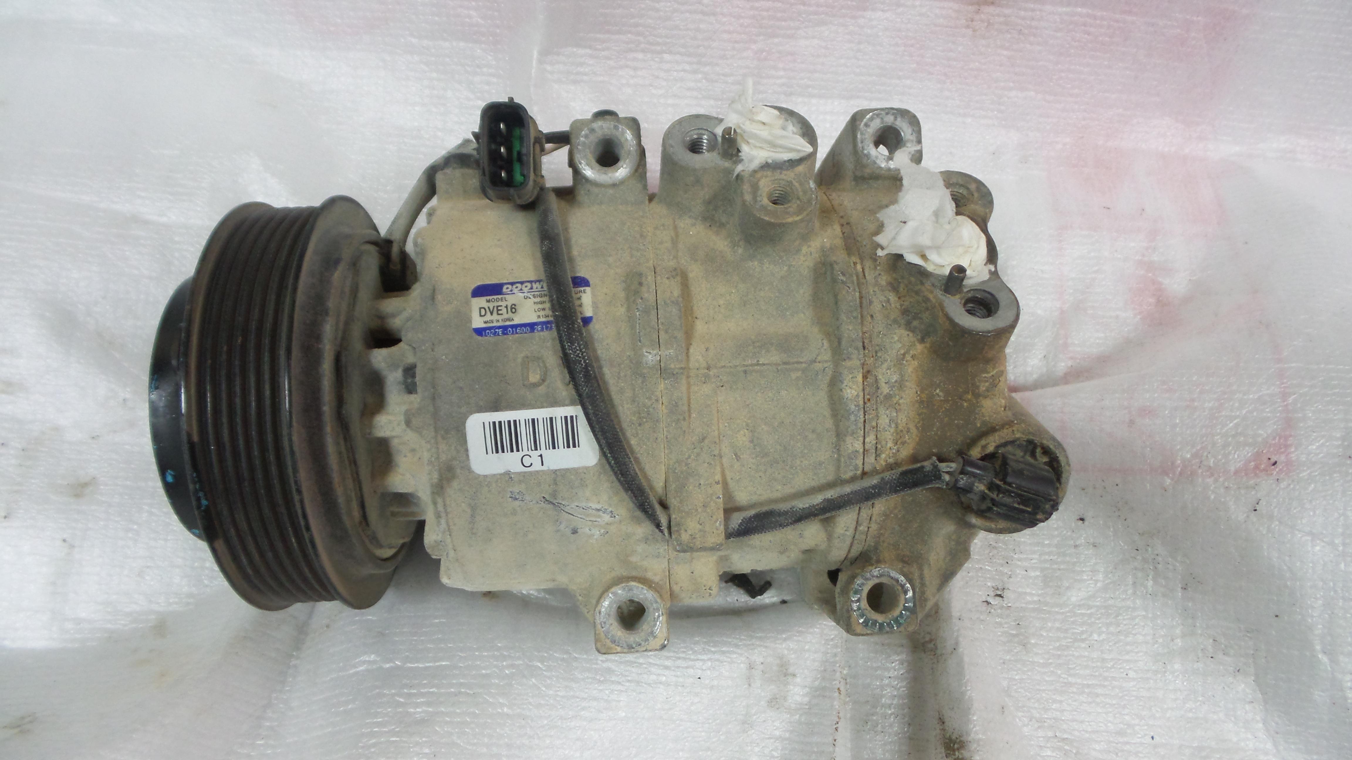 Hyundai Tucson Compressor_3