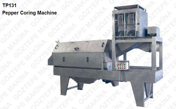 Tp131 pepper coring machine