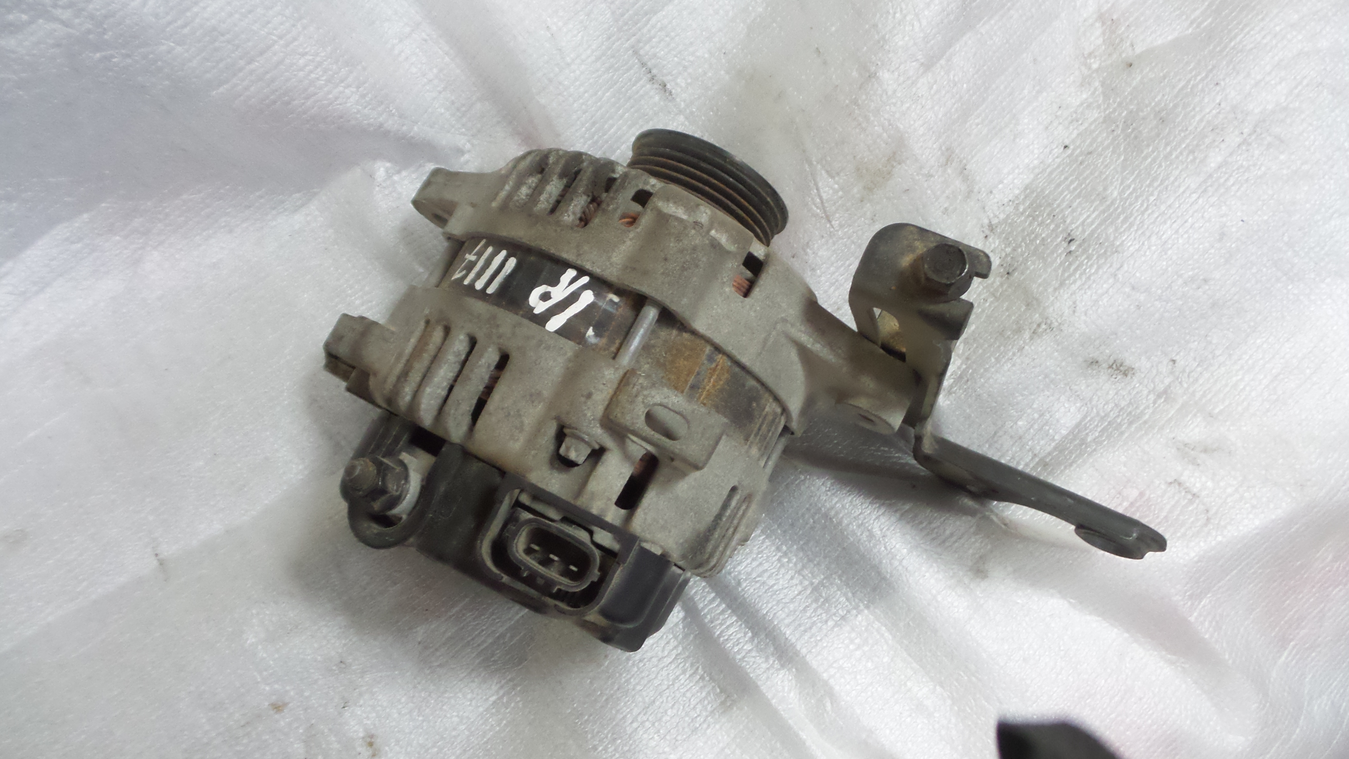 Hyundai Accent Alternator_3