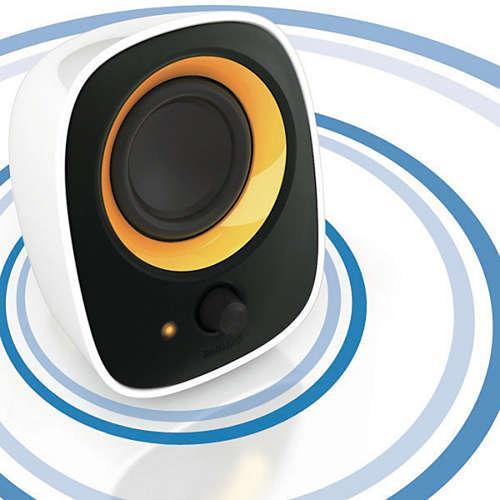 Philips USB Speakers SPA2210/10_5
