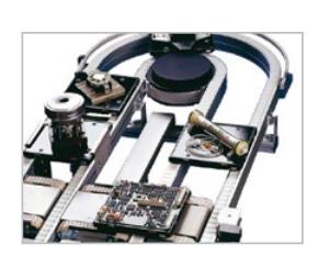 Air system flexlink xt pallet handling systems