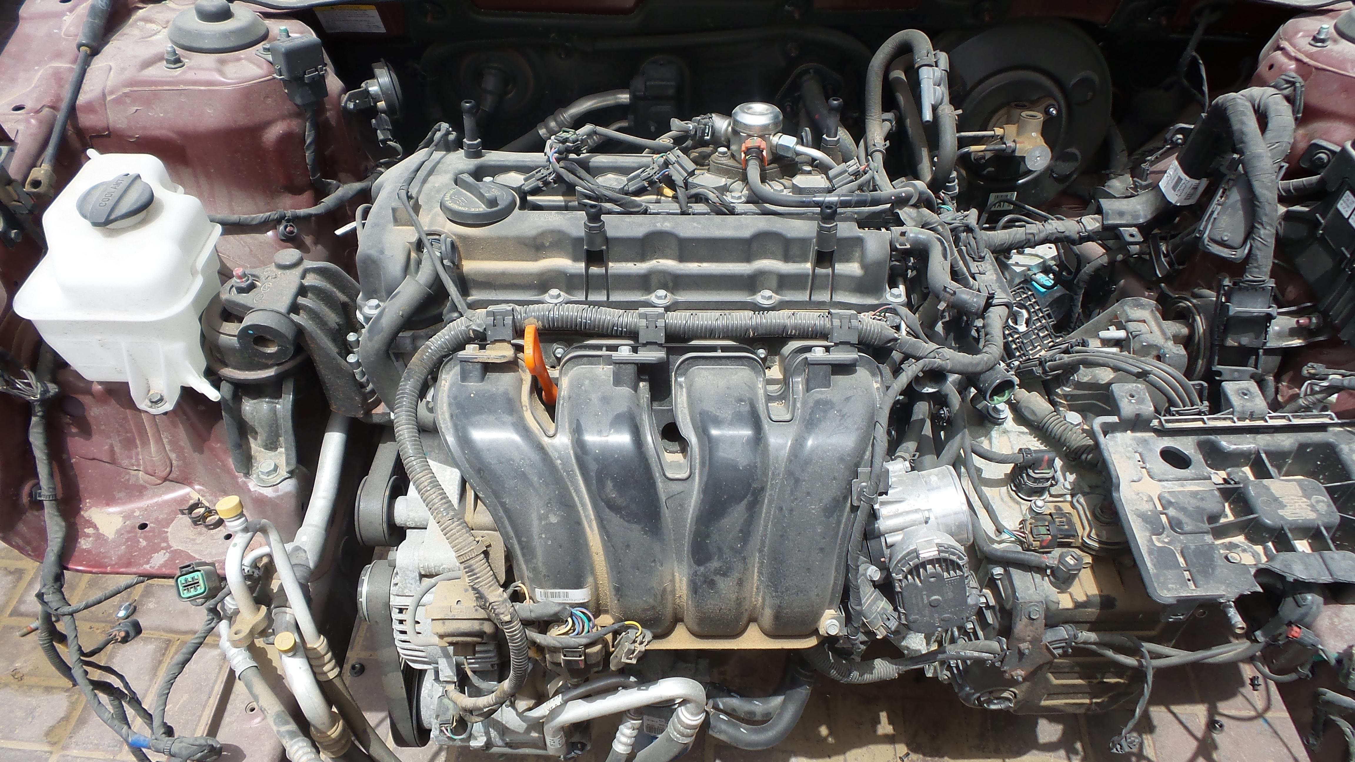 Kia cadenza 3.5 Engine G6DC EMPTY_3