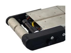 Air system low profile belt conveyors