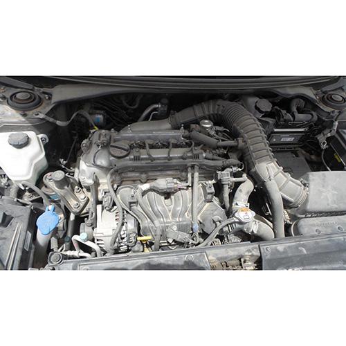 Hyundai santa fe 2.4 engine G4KE EMPTY_2