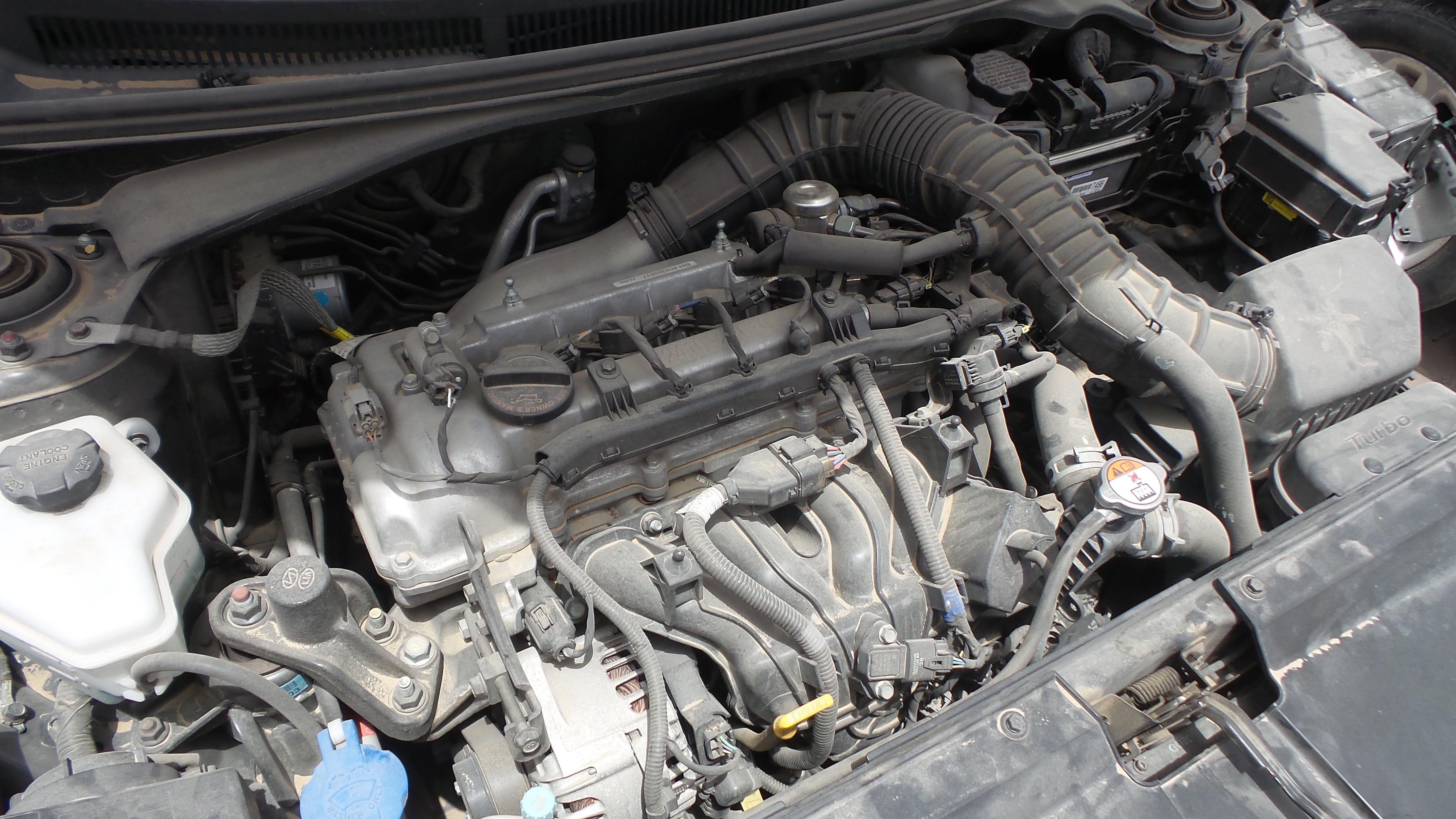 Hyundai santa fe 2.4 engine G4KE EMPTY_3