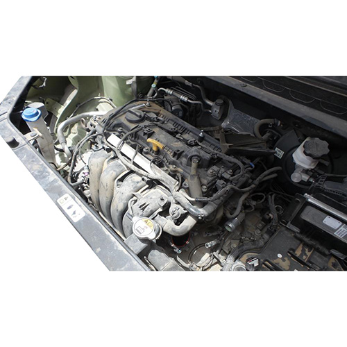 Hyundai sonata 2.4 engine G4KE Empty_2