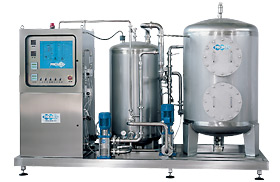 Sterozon processing systems