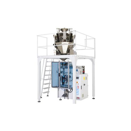 Odm 300 + tw-c / 10 multihead weighing system packaging machine