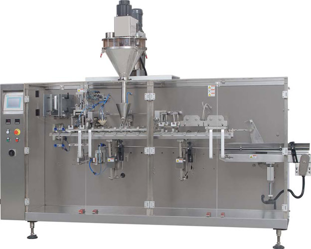 Ht / 85-200 full automatic stand up pouch ( doypack ) packaging machine