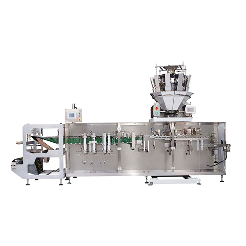 Db / 85-105 full automatic stand up pouch machine