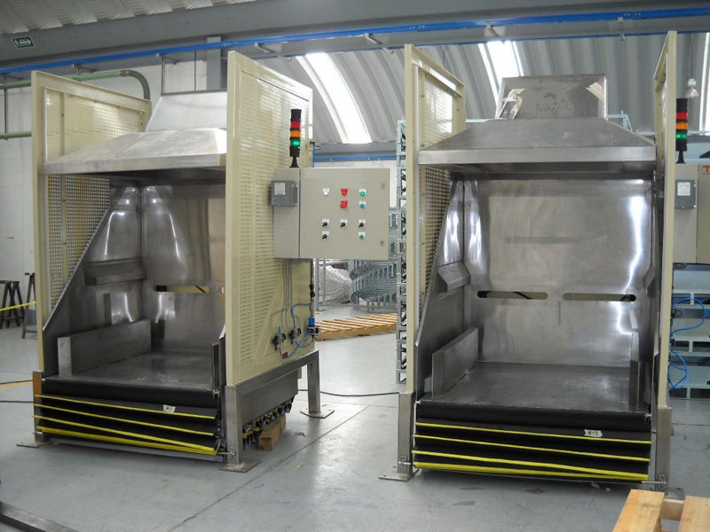 Preform conveying systems