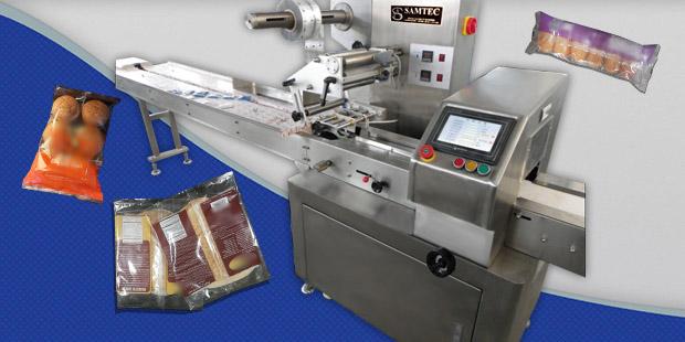 Hpms 700 horizontal packaging machine