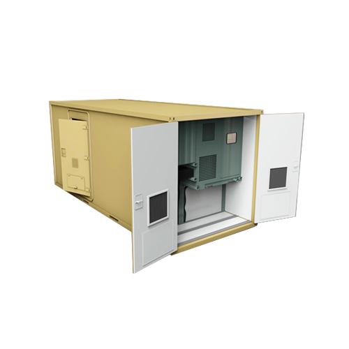 1 door office container