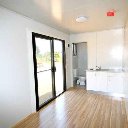 36.5' x 16' open plan hi - spec porta cabins