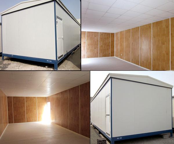 36.5' x 13.8' open plan hi - spec porta cabins