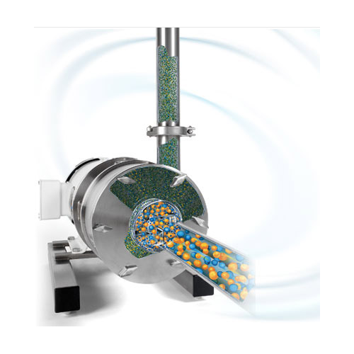 Silverson in-line ultra hygienic mixers