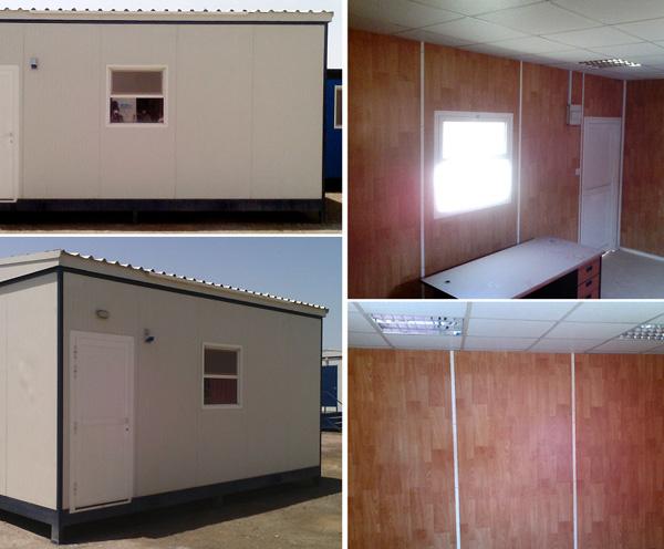20' x 12'  open plan hi - spec porta cabins