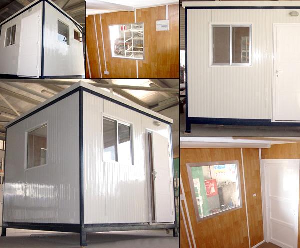 10' x 10'  open plan hi - spec porta cabins
