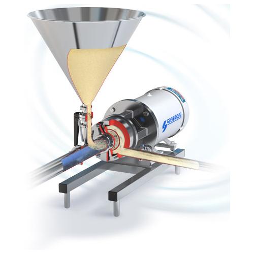 Silverson flashmix powder/liquid mixers